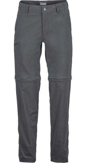 Marmot M's Transcend Convertible Pant Slate Grey